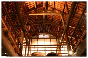 天吹 あまぶき 蔵の天井