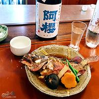 阿櫻 特別純米 無濾過原酒 中取り限定品