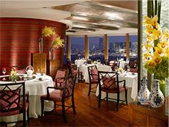 フォーシーズンズ・ホテル 香港 龍景軒 ロンキンヒン