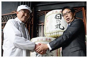 まんさくの花 日の丸醸造 (ひのまるじょうぞう) 高橋良治(たかはしりょうじ) 佐野吾郎