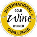 インターナショナルワインチャレンジ ゴールド