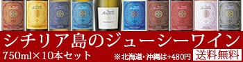 【送料無料】フェウド・アランチョ10本セット 750ml×10本セット