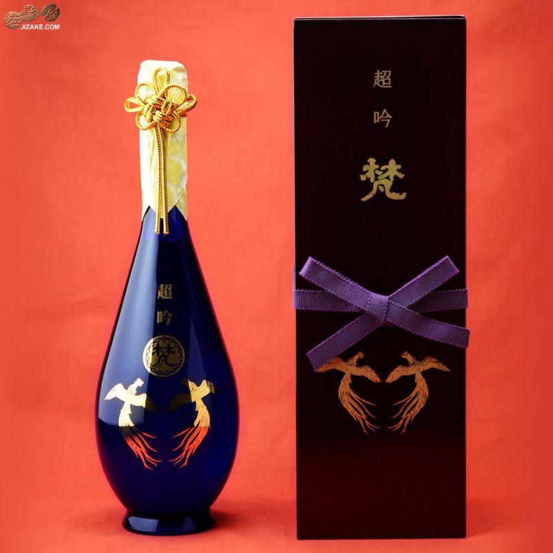 【箱入】梵 超吟 純米大吟醸 漆箱入り豪華版 ギフト包装無料 720ml